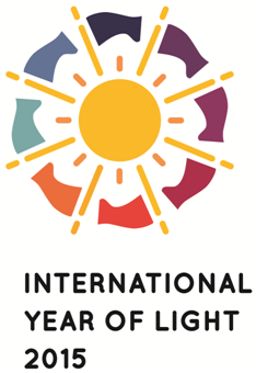 International Year of Light and Light-based Technologies logo