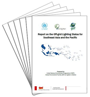 Southeast Asia and Pacific Off-grid Lighting Report